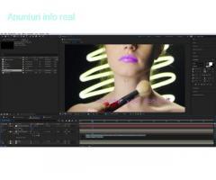Cursuri editare video
