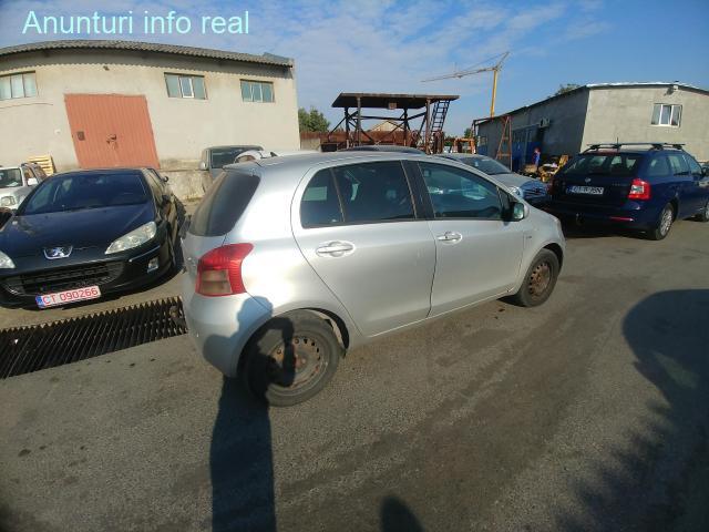 vand Toyota Yaris -septembrie 2007-165000 km